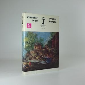 náhled knihy - Prsten Borgiů - další příběhy Petra Kukaně z Kukaně