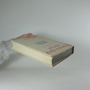 antikvární kniha Francouzská poesie a jiné překlady, 1957