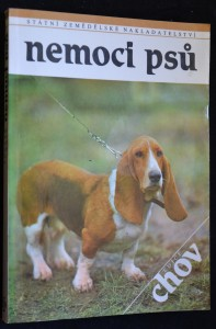 náhled knihy - Nemoci psů