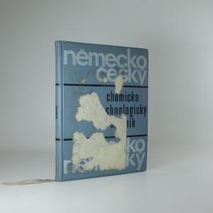 náhled knihy - Německo-český a česko-německý chemicko-technologický slovník