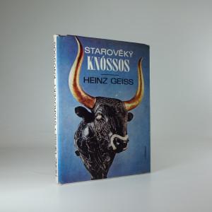 náhled knihy - Starověký Knóssos