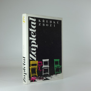 náhled knihy - Křehké zboží