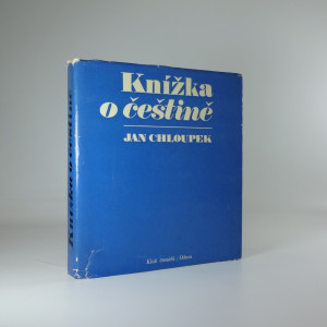 náhled knihy - Knížka o češtině