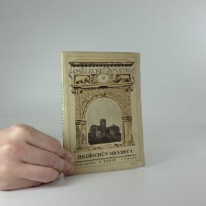 náhled knihy -  Jindřichův Hradec I., zámek (Umělecké památky 10)