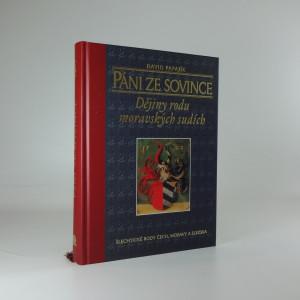 náhled knihy - Páni ze Sovince - dějiny rodu moravských sudích