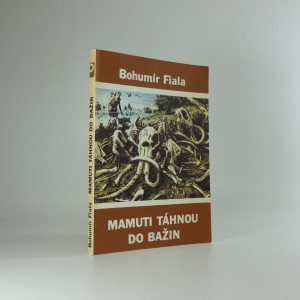 náhled knihy - Mamuti táhnou do bažin
