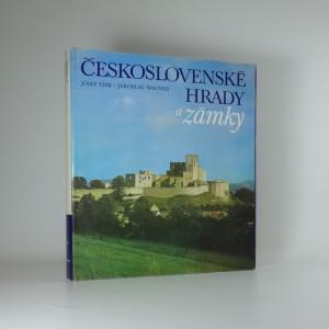 náhled knihy - Československé hrady a zámky