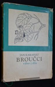 náhled knihy - Broučci (výbor z díla)