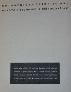 antikvární kniha Žlutý markýz, 1969