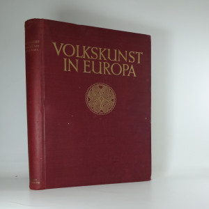 náhled knihy - Volkskunst in Europa