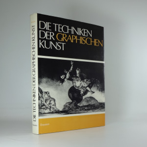 náhled knihy - Die Techniken der Graphischen Kunst