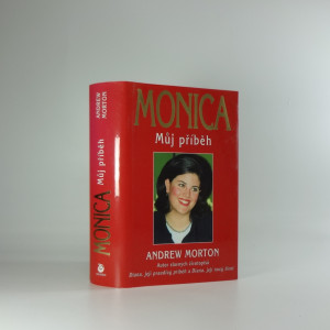 náhled knihy - Monica : můj příběh