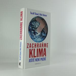 náhled knihy - Zachraňme klima : ještě není pozdě
