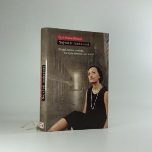 náhled knihy - Největší laskavost : manžel, rodina, svoboda : co byste obětovali pro lásku?