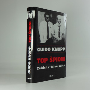 náhled knihy - Top špioni