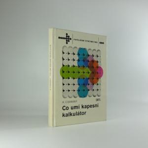 náhled knihy - Co umí kapesní kalkulátor