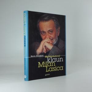náhled knihy - Melancholický klaun Milan Lasica