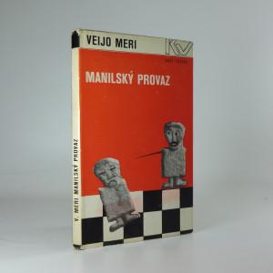 náhled knihy - Manilský provaz