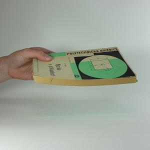 antikvární kniha Fyzika v příkladech, 1971