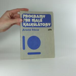 náhled knihy - Programy pre malé kalkulátory