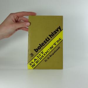 náhled knihy - Bolesti hlavy