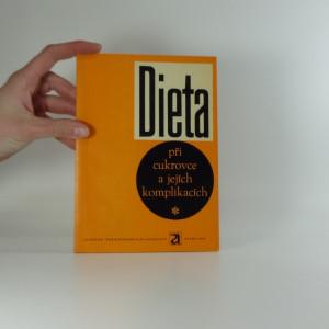 náhled knihy - Dieta při cukrovce a jejích komplikacích, Prof. MUDr. Jaroslav Páv, DrSc.