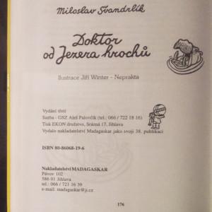 antikvární kniha Doktor od Jezera hrochů, 1999