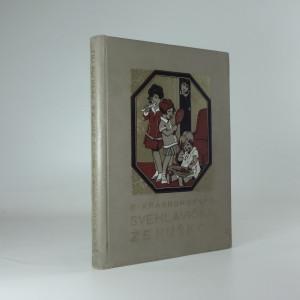 náhled knihy - Svéhlavička ženuškou : Původní povídka pro dorůstající dívky