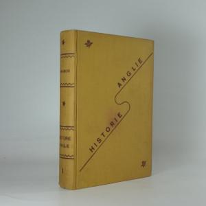 náhled knihy - Historie Anglie I.