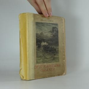 náhled knihy - Děti kapitána Granta (Les enfants du capitaine Grant)