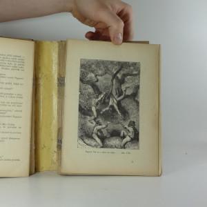 antikvární kniha Děti kapitána Granta (Les enfants du capitaine Grant), neuveden