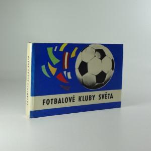 náhled knihy - Fotbalové kluby světa