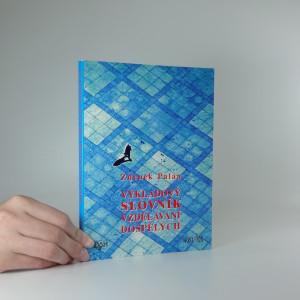 náhled knihy - Výkladový slovník vzdělávání dospělých