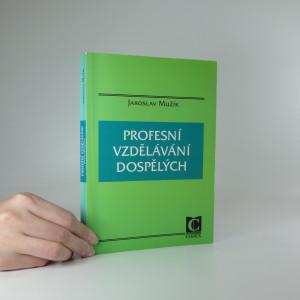 náhled knihy - Profesní vzdělávání dospělých