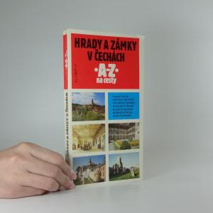 náhled knihy - Hrady a zámky v Čechách - A-Z na cesty