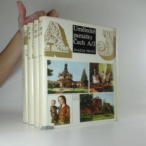 náhled knihy - Umělecké památky Čech A/Z (4 svazky)