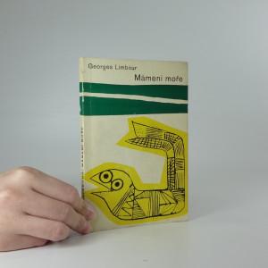 náhled knihy - Mámení moře