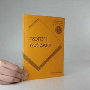 náhled knihy - Profesní vzdělávání