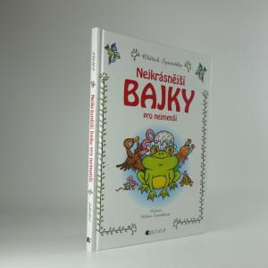 náhled knihy - Nejkrásnější bajky pro nejmenší