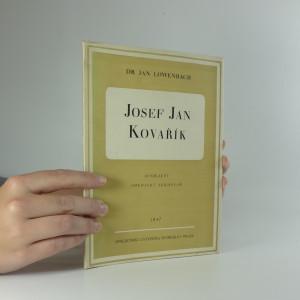 náhled knihy - Josef Jan Kovařík : Dvořákův americký sekretář