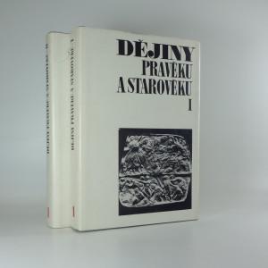 náhled knihy - Dějiny pravěku a starověku I. - II. (2 svazky)