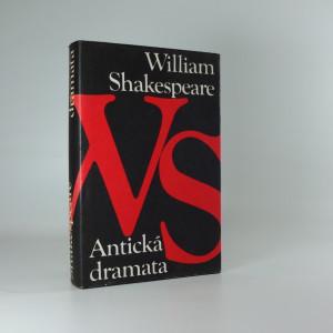 náhled knihy - Antická dramata