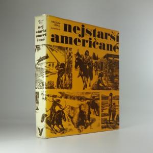 náhled knihy - Nejstarší Američané : kniha o Eskymácích a Indiánech