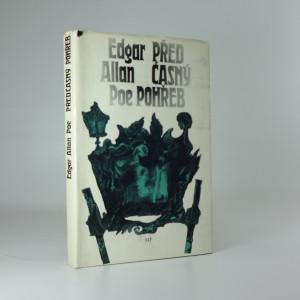 náhled knihy - Předčasný pohřeb a jiné povídky