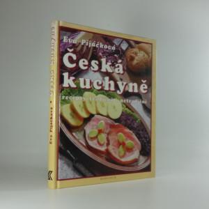 náhled knihy - Česká kuchyně : recepty tradiční i netradiční