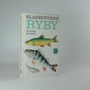 náhled knihy - Sladkovodní ryby