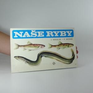 náhled knihy - Naše ryby