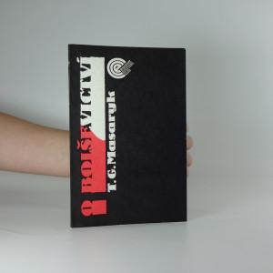 náhled knihy - O bolševictví : československému dělnictvu