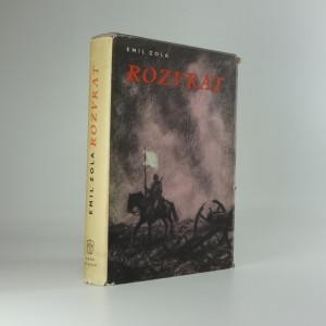 náhled knihy - Rozvrat