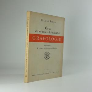 náhled knihy - Úvod do soudní a kriminální grafologie